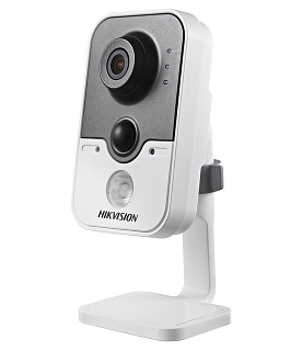 Корпусная миниатюрная IP-видеокамера Hikvision DS-2CD2432F-IW (3 Мп) Wi-Fi