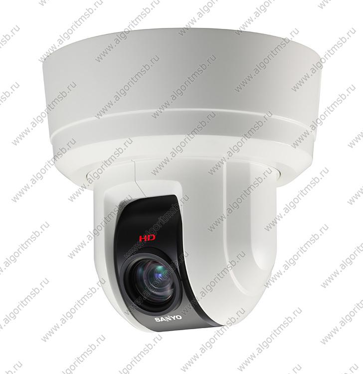 Купольная скоростная ip видеокамера